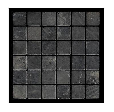 M-021 Fliesen Naturstein Lager Stein-mosaik Herne 1 qm = 11 Marmor Matten