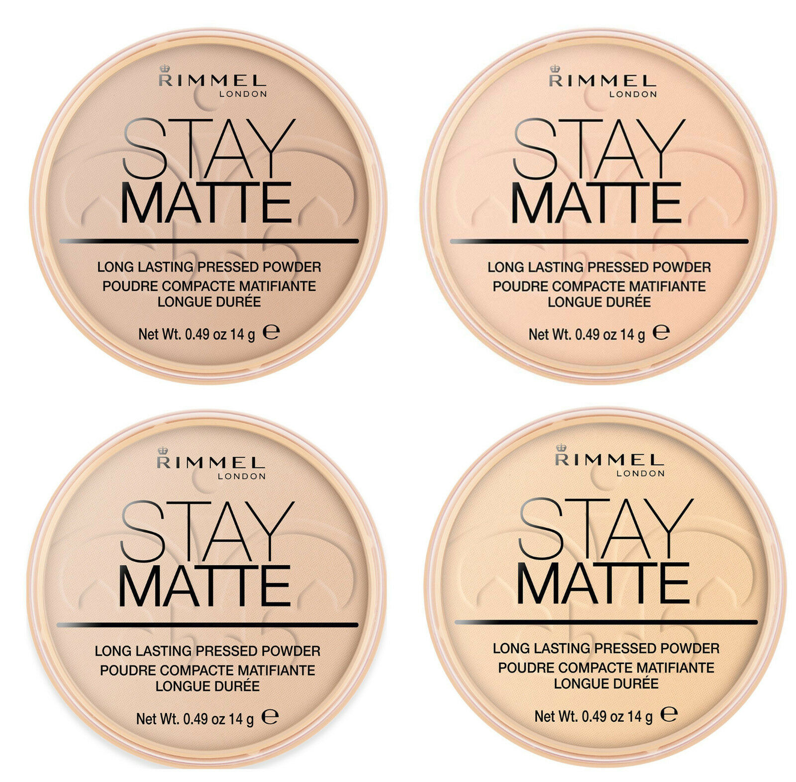 Rimmel Stay Matte Long Lasting Pressed Powder Choose Your Shade Ebay London Is Made To Give You The Perfect Lightweight Mattifying And Coverage That Will Bring Beauty Of Skin