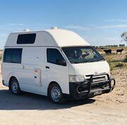 2010 Toyota Hiace Camper Van Port Hedland Port Hedland Area Preview