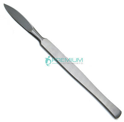 Dental Surgical Scalpel Handle W Blade 15cm Working End 4cm Premium Instruments