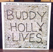 Buddy Holly Records