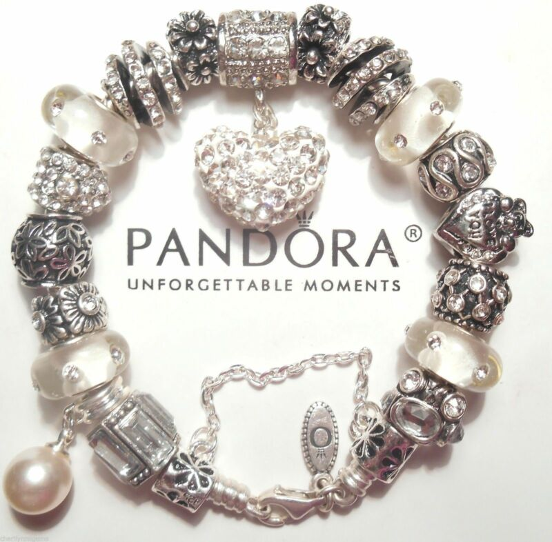 ebay authentic pandora charms