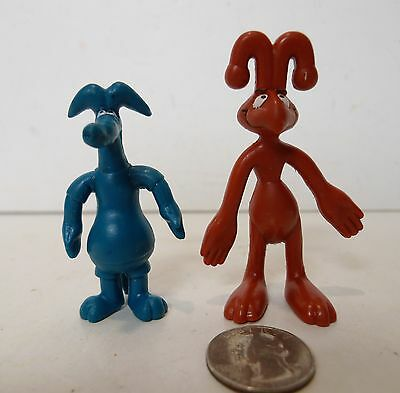 VTG Pink Panther Ant & Aardvark blue Anteater VHS figures by UNITED ARTISTS RARE for sale  Philadelphia