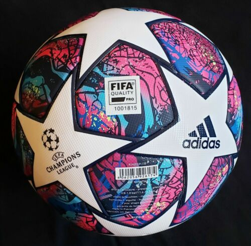 Adidas Champions League Final Istanbul 20 Official Match Ball  100% Authentic