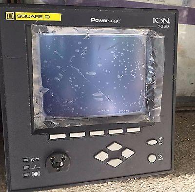 Schneider Ion7650 Powerlogic Ion 7650 S7650a1c0b6a0a0a