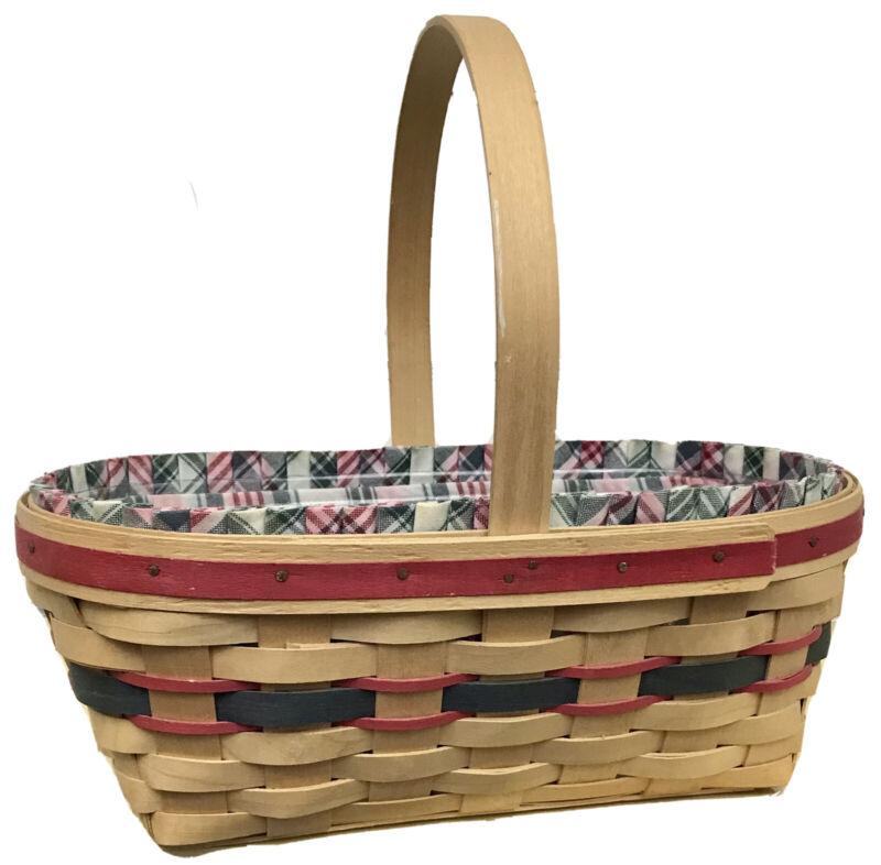 Longaberger Easter Basket Combo 1994