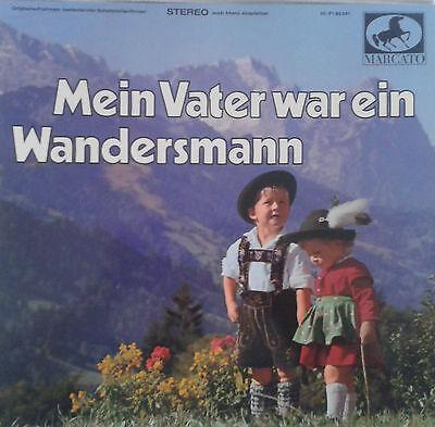 """<1352-TS> 12"""" LP: Mein Vater war ein Wandersmann"""