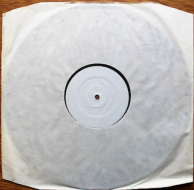 U-ROY Version Galore UK Trojan TJALP 056 WHITE LABEL TEST PRESSING! 2002 NMINT