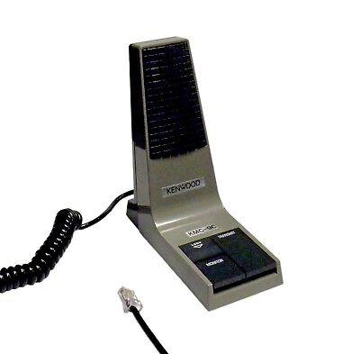 Kenwood Kmc-9c Oem Standard Base Mic Nx700 Nx800 Tk8180 Tk981 Tk7150 Tk8150