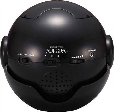 USED SEGA Toys HOMESTAR AURORA Black HOME STAR Japan Import F/S No manual