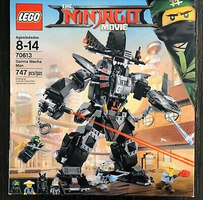 NEW - LEGO The Ninjago Movie - Garma Mecha Man (70613) - Free Shipping
