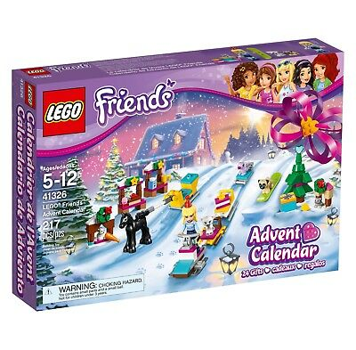 Lego Friends 2017 Advent Calendar  41326    Brand New   Sealed