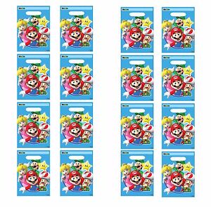 Super Mario Brothers Birthday Party Supplies   eBay