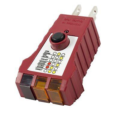 Power Gear Gfci Tester 110v-125v 50957