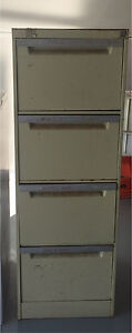 Filing cabinet Wynnum West Brisbane South East Preview