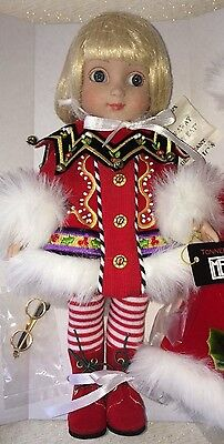 "New In Box  Mary Engelbreit's Ann Estelle ""Secret Santa"" Tonner 10"" Doll LE 300"
