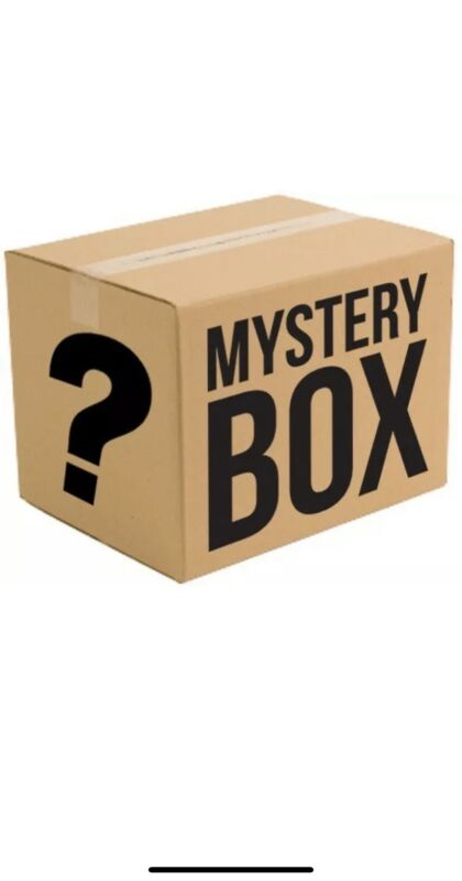 Electronic Mystery Items