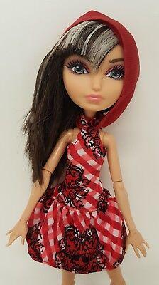 Red Riding Hood Moxie Ever After High Heels Mattel Bratz Rock Angelz Jade Doll