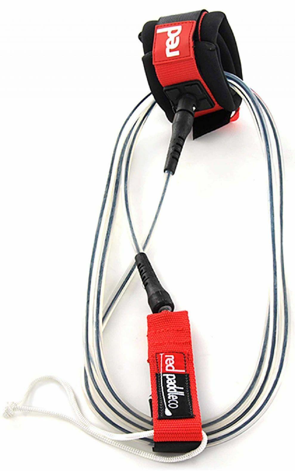 Red Paddle Co. Surf Leash 10′ black… | 05060345321821