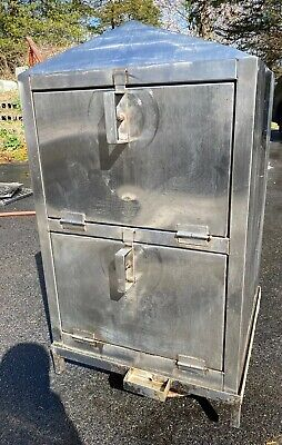 Custom Stainless Steel 4 Tier Steam Steamer Box Cabinet For Use On Chinese Wok