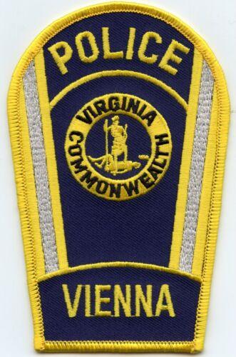 VIENNA VIRGINIA VA POLICE PATCH