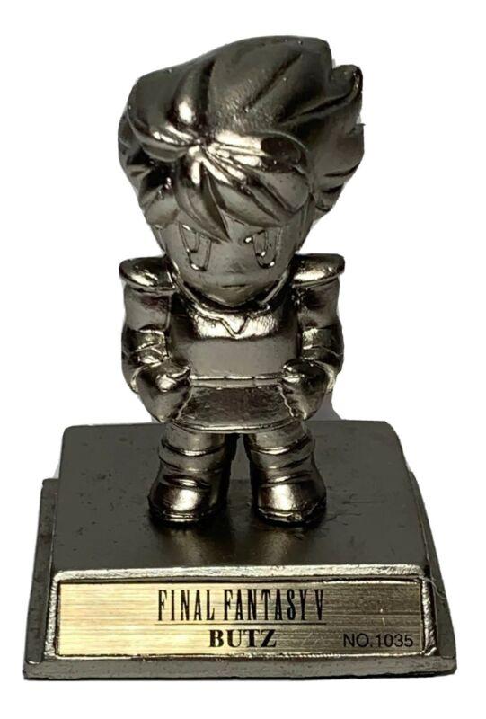 Final Fantasy V Chrome Figure Butz w/Box No.1035