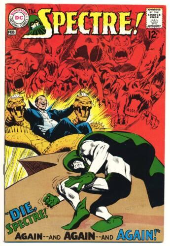 SPECTRE #2 F/VF, Neal Adams art, Neal Adams interview, DC Comics 1968