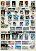 US Stamp Album Pages