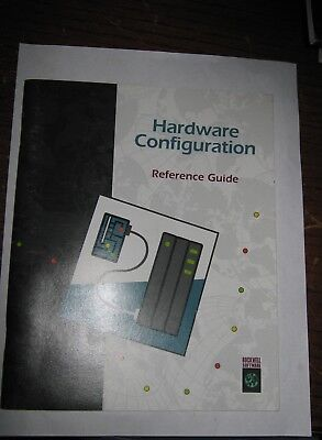 Rockwell Software 9399-hdwareref Hardware Configuration Guide Used