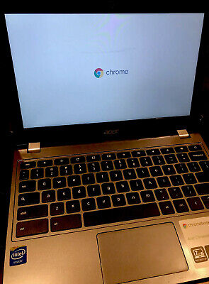 "Acer Chromebook 11 C740  11.6"" (32 GB SSD , Intel Celeron, 1.50GHz, 4GB)  Tested"