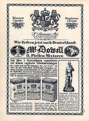 McDowell-Pipe-Tobaccos-1973-Reklame-Werbung-genuineAdvertising-nl-Versandhandel