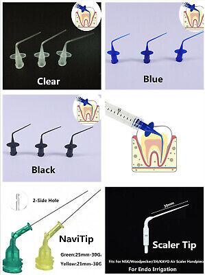 Dental Endodontic Navitip Sideport Irrigator Syringe Tips Endo Irrigation Needle