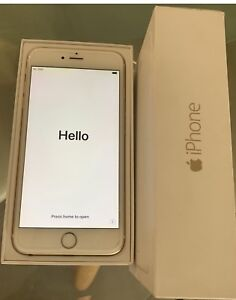 iPhone 6 Plus 64gb gold. It was $420