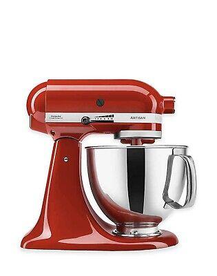 kitchenaid artisan 5-qt. stand mixer 10 Speed