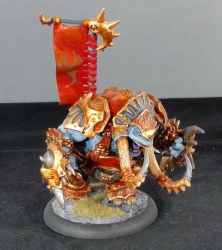 Hordes Skorne Extreme Titan Gladiator Heavy Warbeast Painted Privateer Press