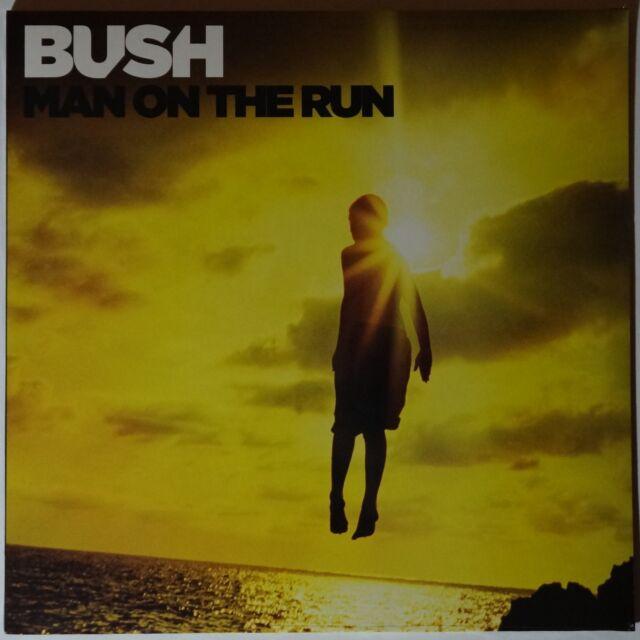 Bush - Man on the run 2LP deluxe edition  NEU/SEALED