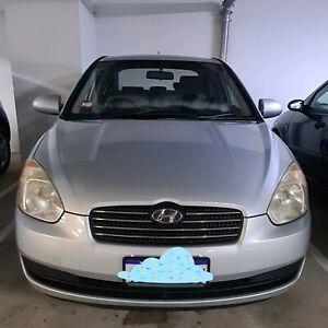 Hyundai Accent Sedan (Auto 1.6)