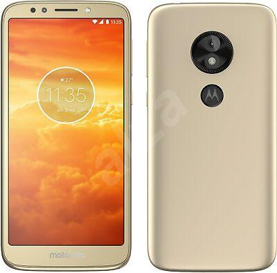 Motorola Moto E5 Play XT1920 4G Smartphone 16GB SIM-Free Unlocked - *Gold* B