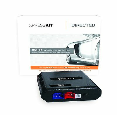 Directed XPressKit DEI DBALL2 Databus ALL Combo Bypass / Door Lock Interface