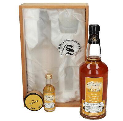 Rarität BLADNOCH 1980 - Signatory SILENT STILLS - Single Malt Whisky - 56,2%