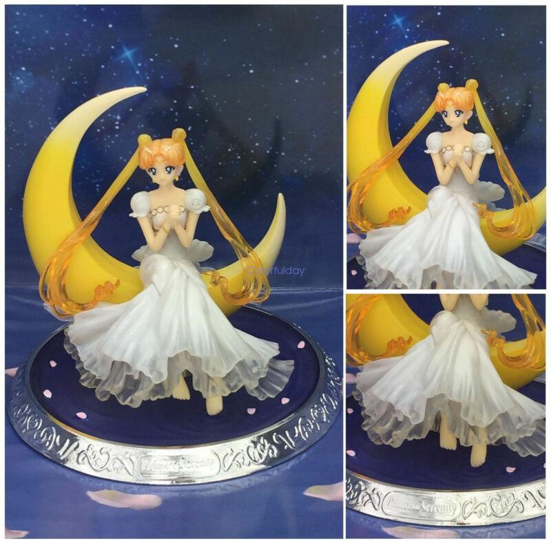 Anime Sailor Moon Princess Serenity PVC girl figure figuarts collection IN BOX