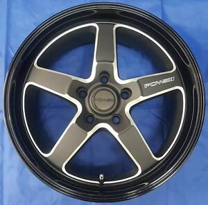 SET OF FOUR (4) PDW 20x8.5 5/114.3 et40 HYBRID RS Maribyrnong Maribyrnong Area Preview