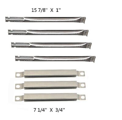Charbroil 463248208,463268107,466248208 Replacement Grill Crossover Tubes Burner