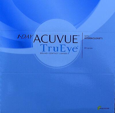 Kontaktlinsen 1x 90er Box Acuvue TruEye