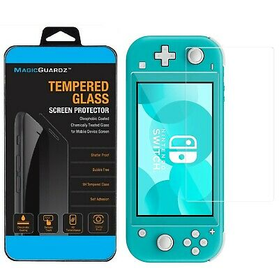 MagicGuardz® Tempered Glass Screen Protector For Nintendo Switch Lite