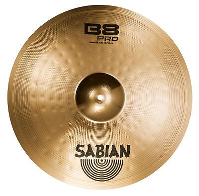 "Sabian 20"" B8 Pro Medium Ride comprar usado  Enviando para Brazil"