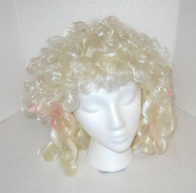 Marie Antoinette Wig Party Costume Accessory Blonde Hair California - Costumes Marie Antoinette