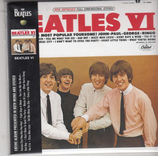 The Beatles - Beatles VI (CD/NEU/OVP in Folie)