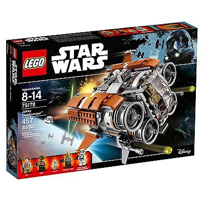 Lego Star Wars Jakku Quadjumper 75178 BRAND NEW