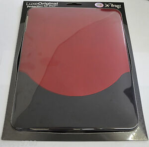 Ifrogz Luxe Hard Case With Velvet Soft-Touch Finish For iPad 1 Red/Black